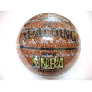 Spalding斯伯丁NBA金色经典篮球64-284