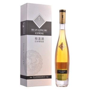 【酒仙网】11°桓龙湖金钻冰葡萄酒375ml 冰酒