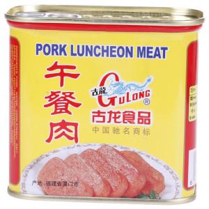 古龙午餐肉 340G