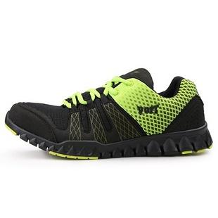 VOIT 沃特 正品 TXF 新款男子耐磨防滑跑步鞋 淘鞋网123162687 黑/暗红