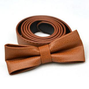 蝴蝶结时尚腰带