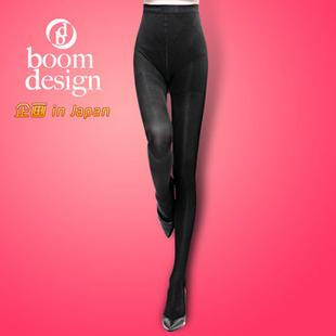 日本Boomdesign 680D秋冬用瘦腿袜(连裤袜) S/155以下