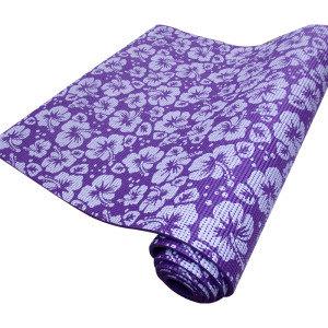乐士ENPEX专业环保抗菌PVC6MM印花瑜伽垫 蓝色