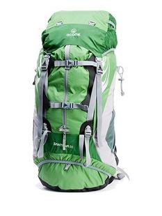 Acome阿珂姆防水旅行墨绿色中性Santana 55L登山背包AA131B0101,55L