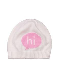 简洁风格针织帽