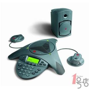 POLYCOM 宝利通音频会议系统电话机 SoundStation VTX1000 EX 宽频