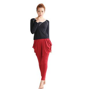 迪玛森 秋冬季新款瑜伽服 套装 黑色系 XL