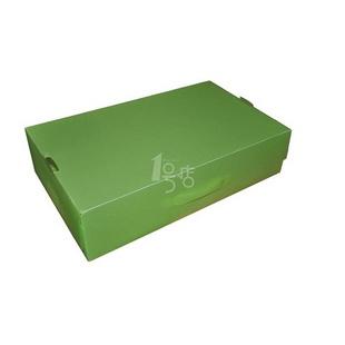 一点空间 女鞋盒(绿色) SL001102 30*18*10 绿