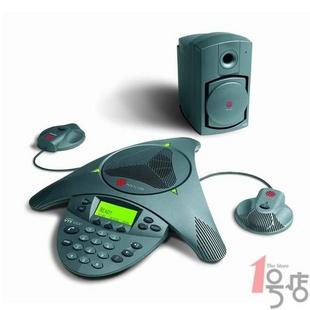 POLYCOM 宝利通 音频会议系统电话机 SoundStation VTX1000 宽频