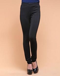 黑色时尚休闲裤