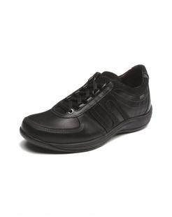 黑色牛皮单鞋