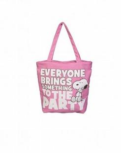 浅粉色时尚休闲单肩包