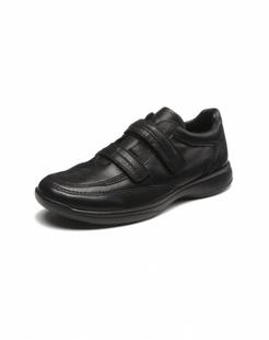 黑色羊皮单鞋