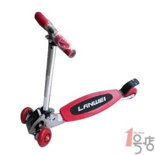 兰威 LW-X661PU轮滑板车