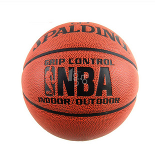 SPALDING斯伯丁 NBA PU篮球74-221