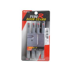 泰普尔(TYPER)TR-6113长方型门边胶(雾银)(四片装)