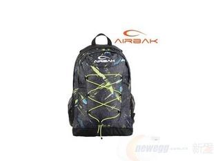 AIRBAK 佰克 减负气囊休闲娱乐时尚背包 迷彩 双肩 电脑 书包 星际