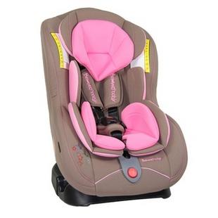 贝安宝belovedbaby 汽车儿童安全座椅 0-4岁 清新系列(绿灰)