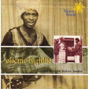 进口CD:加纳音乐强节奏电子爵士乐:伯库尔工作室录制 Ghana Electric Highlife:Sessions from the Bokoor Studios(CD)76030-2