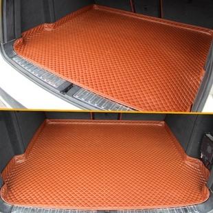 大马路 豪华系列 立体高边 专车专用 后备箱垫 尾箱垫(黄色)
