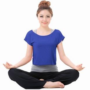 远阳瑜伽 时尚百搭三件套瑜伽服套装S225Y-21+S201Y-70+P180Y-08(XL)