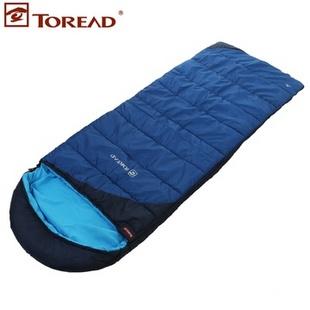 探路者2013年秋冬新款 棉睡袋 TECB90637(芥绿)