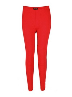 南极人大红女士羊毛护膝保暖裤NXY060,L