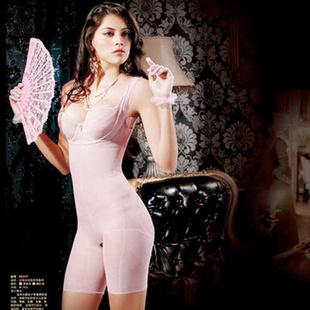 2013新款完美女人宫廷式美体塑身衣 M