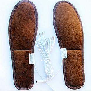 USB发热保暖鞋垫