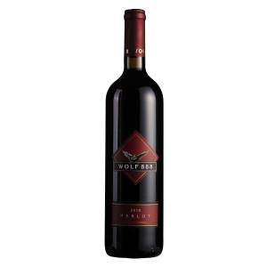 酒仙网 澳洲 禾富888 美乐 干红葡萄酒