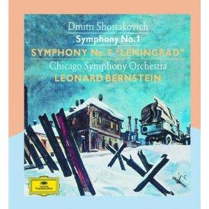 进口CD:肖斯塔科维奇第1、7交响曲(2CD)(4777587C) [套装]