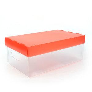 PVC折叠收纳鞋盒
