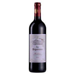 酒仙网 法国卡宾堡干红葡萄酒750ml