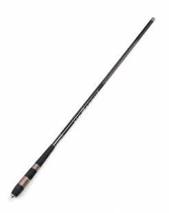 中性黑色超轻4.5m超硬碳素天湖钓鱼竿