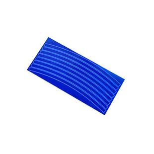 acacia 自行车 山地车反光贴轮圈贴 钢圈反光贴风火轮式反光贴 深蓝色