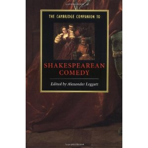 The Cambridge Companion to Shakespearean Comedy [平装]