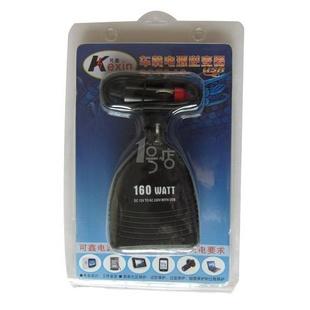 Kexin/可鑫 160W可鑫车载电源逆变器 KX160UX