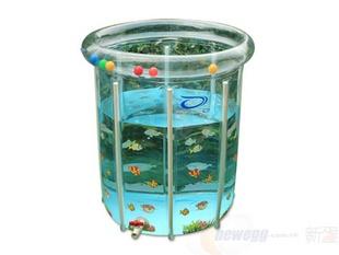 诺澳 顶环 充气 支架 婴儿游泳池 1108