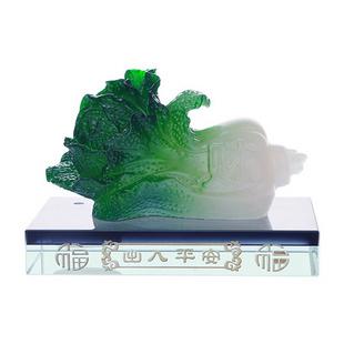 利拓 LITUO 2014新款玉白菜汽车香水座 车载/家居/办公 XSZ-8003