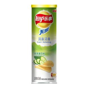 乐事 无限薯片(忠于原味)104g/筒
