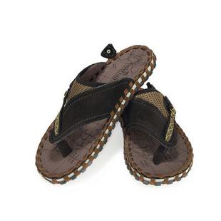 拖鞋 黑色 38