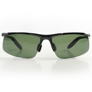 Makino/犸凯奴 情侣款偏光自驾游旅行防紫外户外眼镜M116 黑色