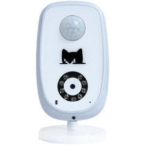 猫管家WI-FI可视防盗报警器 粉红