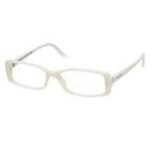 PRADA普拉达 近视眼镜框架 18M 7S3-1O1 白色男女款