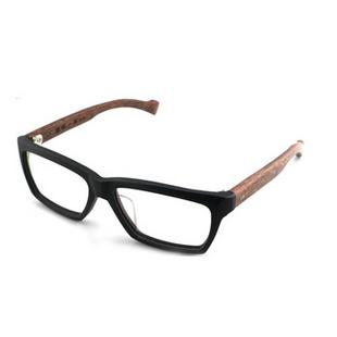 正品新款高桥一男高档进口板材眼镜框 近视眼镜367 豹纹