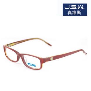 正品包邮 JEANSWEST 真维斯j-5648 TR90系列 光学眼镜架 近视眼镜