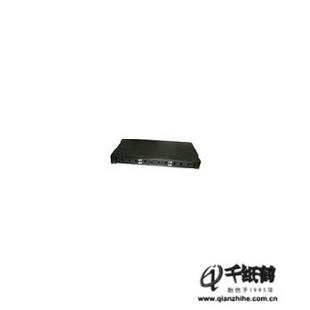 安普E时代 72口(机架式) 光纤盒,高度为3u