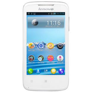 Lenovo 联想 A376 GSM手机 清新白 双卡双待