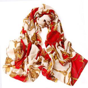 香港Devances时尚奢华丝巾
