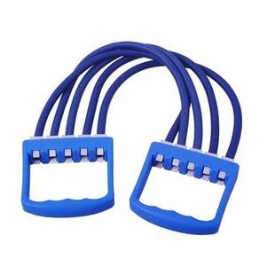 POVIT PE-9207五根可调扩胸器